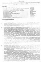 Protokół ze spotkania z Zarządem str1